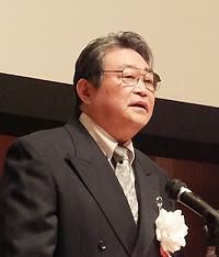 日吉地区社会福祉協議会の片野会長