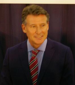 英国オリンピック委員会(BOA)のコー委員長