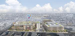 2016年3月28日に公開された綱島SSTの公式ホームページ