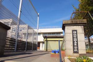 綱島東小学校