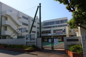 日吉台西中学校