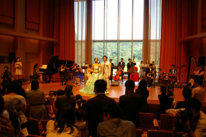 """「プレミアムコンサート」ならではの""""結婚式で聴く音楽""""ステージがスタート!"""