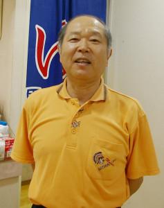 銭湯「日吉湯」を経営する山口さんは消防団として地域の防災を担ってきた