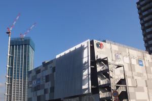 新川崎駅前の商業施設「シンカモール」