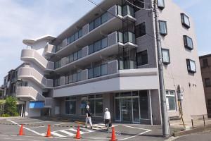 1階部分で7月8日(金)から「まいばすけっと」がオープンする