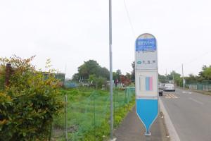 高田町内の道路は広く快適だが信号機がほとんどない