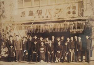 綱島バス通りにあったという旧店舗。綱島製パンの味は、長く地域に根差し、多くの「綱島っ子」たちにも愛されてきた