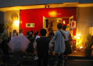 cheese日吉本町も大盛況でした(リンクは同店ツイッター)