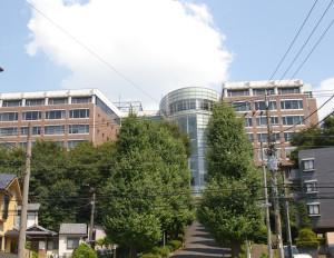 矢上祭が開催される慶應理工学部・矢上キャンパス