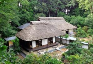 江戸時代初期に建てられたといわれる「関家住宅」(横浜市教育委員会のページより)