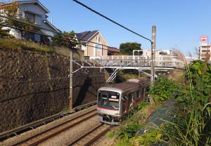 大曽根商店街から歩き、大倉山駅へやって来ましたが、ちょっと疲れてしまい、東横線のお世話になることに・・・