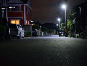 夜道には十分注意を(写真はイメージ)