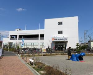 2013年4月にオープンした「オーケー(OK)ストア新吉田店」は、日吉や妙蓮寺店と異なり、店内にディスカウントストアという雰囲気があまりない