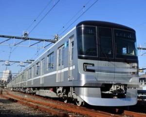 3月25日から導入された新型の13000系、2020年度までにはすべてこの車両に置き換わる(東京メトロのニュースリリースより)