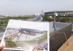 新横浜多目的遊水地のような多機能型の遊水地を、新しい街づくりとも組み合わせて、さらに広く工夫してゆく必要がある