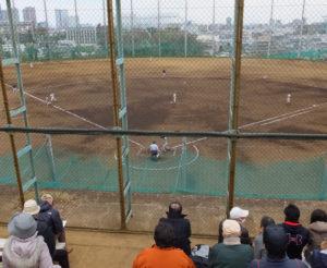 日吉で神奈川県大会を2試合観戦できる(写真は慶應義塾大学日吉キャンパス内の塾高グラウンド=日吉台球場)