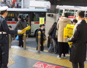 今年は日吉商店街協同組合、日吉中央通り会もキャンペーンに参加