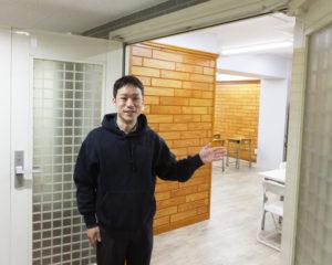 「勉強がめちゃくちゃ楽しいと思ってもらえる環境をこれからも作っていきたい」と玉田さんは増床したひよし塾の運営への想いを熱く語る