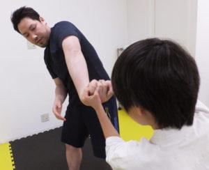 護身に「空手の技」を応用。「自分の身は自分で」いざという時に守れる対処を体得してもらえたらと杉澤さん