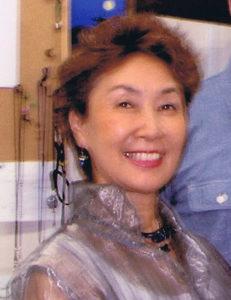 2004年頃の高松さん(カルチャー日吉で撮影、同校提供)