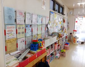 様々な地域情報や子育て情報も集まるので、情報収集にも適している