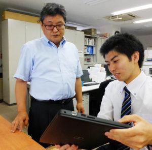 日吉の老舗IT企業として、2001年からパソコン修理や故障などのトラブルに対応してきた株式会社宮崎通信。現在も「パソコン救急センター」として、パソコンの困り事に日々対応している