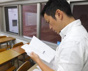 玉田さん自身、中学受験の経験がある。「偏差値のみに捉(とら)われず、真に自らに合った学校を見つけてもらいたい」と日々感じているという