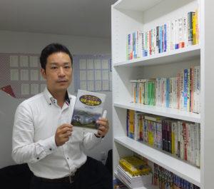 通塾生(内部生=本科生)が自由に利用できる同塾内の図書コーナーには、地元・日吉の歴史を伝える「日吉台地下壕」に関する書籍も