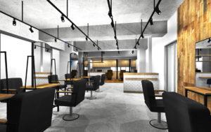ACT ZIPの新店イメージ。同店で総店長を務める金子一茂さんがデザインを手がけた(ACTグループ提供)