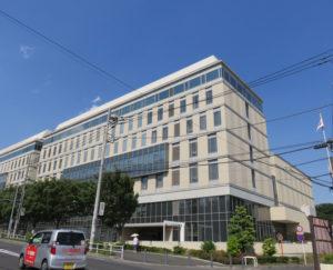 会場となる慶應義塾大学協生館。藤原洋記念ホールは同館の2階にある