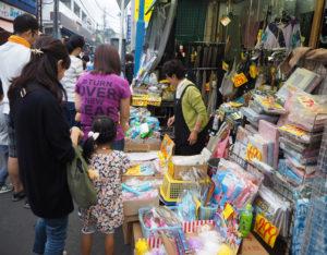 そのほかの参加店舗も、多くの来店客で賑わっていました
