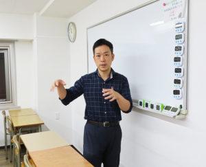 新たな生徒受け入れに向けての体制づくりを整えてきた玉田さん。さらなる「地域人材」育成に向けての意欲を燃やしている
