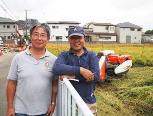 江戸時代からの稲作の歴史を継ぐ箕輪町の小嶋喜久夫さんと