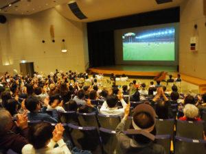試合は南アフリカの勝利。イングランドとの熱戦を制した「世界最高峰」の闘いに、大きな歓声と拍手が送られていました