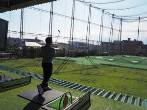 レストランを併設する稀有な複合施設としてのゴルフ練習場を経営する相原社長の「先見性」から、キッズゴルフやトップトレーサー・レンジ(TTR)も導入。子どもたちの「ゴルフの夢」を、普通の習い事のうちの1つとして実現してもらいたいという想いがある