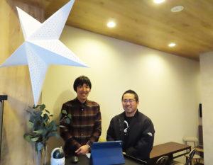 浜銀通りで音楽レストラン・音楽スクールを運営する「ワンダーウォール横浜」(Wonder Wall Yokohama=株式会社音創・池田紳一郎社長)との事業提携も