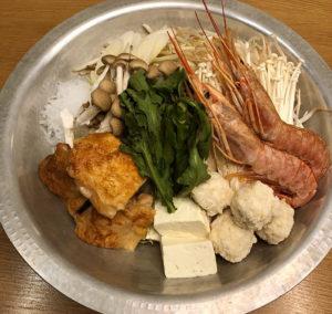 「鶏塩鍋」のイメージ(2人前・同店提供)