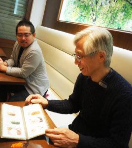 池田さんは、ハンバーグなどの一部の人気メニューや、瀬川さんの想いを引き継いでいきたいと考えている