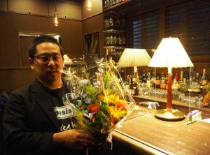7月2日に5周年を迎えたWWY(ワンダーウォール横浜)の池田社長は、日吉生まれ・育ち。「日吉を音楽の街に」との想いは深く、最近では主に商店街での地域活動にも力を入れている