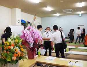 4月1日に「地域+企業」の運営形態でスタートした「師岡トレッサ学童クラブ」のお披露目会が7月5日に行われた。本来は3月中に予定されていたが、新型コロナウイルス感染症対策で延期になっていた
