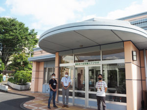 港北区内では4番目、日吉エリアでは初めて開設された下田地域ケアプラザは今年(2020年)8月1日で20周年を迎えた(8月4日)