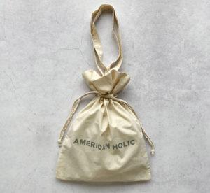 オープンフェア開催期間中、3500円(税込)以上の購入で、オリジナルの「巾着トートバッグ」のプレゼント(なくなり次第終了)も実施予定(株式会社ストライプインターナショナル~アピタテラス横浜綱島専門店会提供)