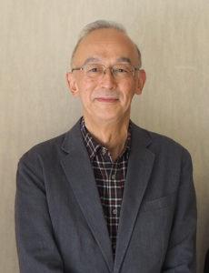 「高田町親和会」新会長の寺澤さん