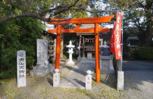 矢上天神社(2020年12月、林宏美さん撮影)