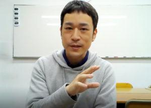 リクルート「スタディサプリ」やKADOKAWA「中学入試にでる順社会」の歴史・地理の監修でも知られる株式会社タマダの玉田久文(ひさあき)社長。