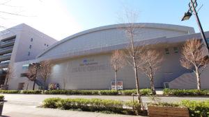 KOSE新横浜スケートセンター(2021年2月、林宏美さん撮影)