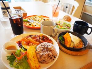 日吉5丁目のファミリー・レストラン「パームスプリングス」が、ランチタイムのグランドメニューを刷新。女性目線で開発したメニューで手軽に「自宅では作りにくい」料理を楽しめるようになった(4月5日)
