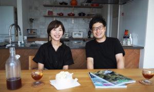 祖父江一宏さん(右)は元高校球児。あやかさんと同様に「ものづくり」を志し、建築への道へと進んだ。設計現場での活躍は建築雑誌などでも紹介されている