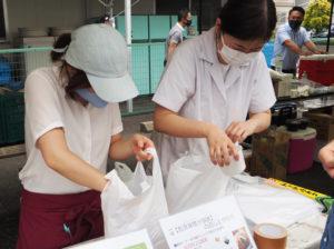 綱島の和食屋「一粋」(綱島西3)は、味わい深い具だくさんの味噌汁の味を楽しめる「割烹味噌汁御膳」2種を提供